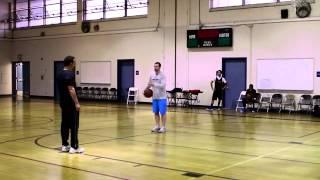 Download NBA Shooting Drill: Drew Hanlen on Proper Balance Video