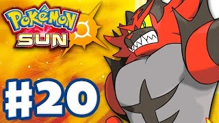 Download Pokemon Sun and Moon - Gameplay Walkthrough Part 20 - Torracat Evolves! INCINEROAR! (Nintendo 3DS) Video