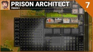 Download Let's Play - Prison Architect (Prison 8) - Part 7 Video
