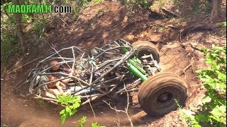 Download TIM CAMERON GETS BUCK WILD IN THE TRAIL RIG Video