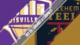 Download 2017 #USLPLAYOFFS - Louisville City FC vs Bethlehem Steel FC 10/20/17 Video