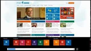 Download Windows 8 Tips: Internet Explorer 10 Basic Navigation Video
