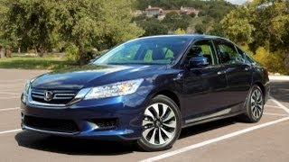 Download 2014 Honda Accord Hybrid Review Video