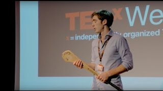 Download The Revolution is Internal | Diarmuid Lyng | TEDxWexford Video