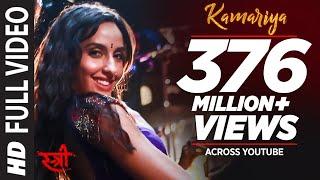 Download Full Video: Kamariya   STREE   Nora Fatehi   Rajkummar Rao   Aastha Gill, Divya Kumar  Sachin- Jigar Video