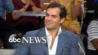 Download Henry Cavill opens up about 'Mission: Impossible - Fallout' Video