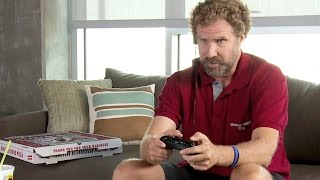 Download Will Ferrell Plays Video Games For Charity Video