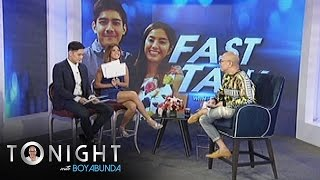 Download TWBA: Fast talk with Gretchen and Robi Video