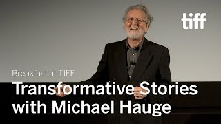 Download Transformative Stories with Michael Hauge | Breakfast at TIFF Video