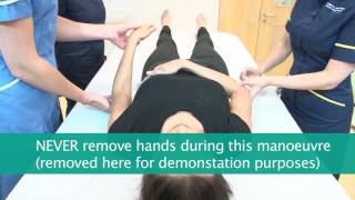 Download How to move a patient with an unstable spine Video