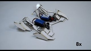Download Self-folding robots Video