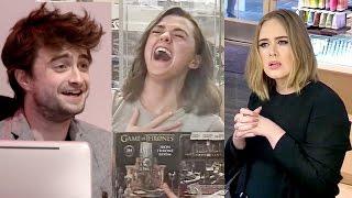 Download Top 9 Best Celebrity Hidden Camera Pranks! Video