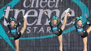 Download Cheer Extreme Crush Jr 5 Large NCA 2017 ~ KILLS IT Video