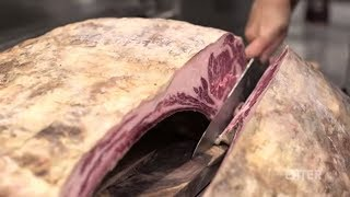 Download Would You Eat 127-Day-Old Steak Aged in Whiskey? — The Meat Show Video