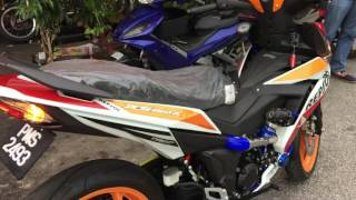 Download Honda RS150 Turbo Video