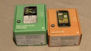 Download Motorola dual sim Ex115 & Ex128 unboxing and review Video