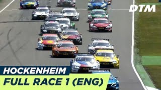 Download DTM Hockenheim 2018 - Race 1 (Multicam) - RE-LIVE (English) Video