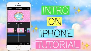 Download HOW TO MAKE AN INTRO ON A IPHONE Video
