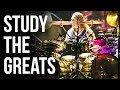 Download Danny Carey Rosetta Stoned Snare Roll | STUDY THE GREATS Video