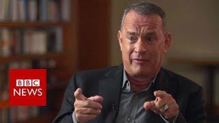 Download Tom Hanks on Harvey Weinstein - BBC News Video