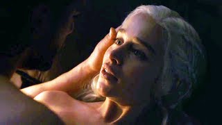 Download Emilia Clarke and Kit Harington React on Their Love Scene (GOT Behind The Scenes) Jon / Dany Romance Video