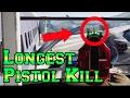 Download My LONGEST PISTOL KILL - Rainbow Six Siege Velvet Shell Video