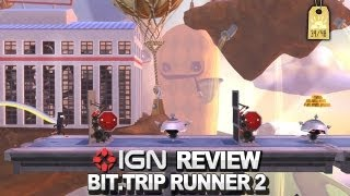 Download IGN Reviews - BIT.TRIP Presents Runner 2: Future Legend of Rhythm Alien Video Review Video