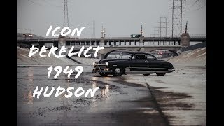 Download ICON Derelict 1949 Hudson Coupe Video