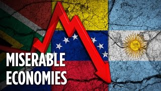 Download What Are The World's Most 'Miserable Economies'? Video