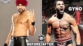 Download WWE Superstar Jinder Mahal Denies Steroid Use With The Obviously Visible Gyno Video