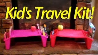 Download Kid's Travel Kit!! Video