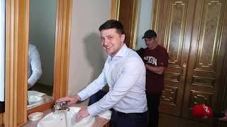 Download Зеленський показав свій кабінет Video