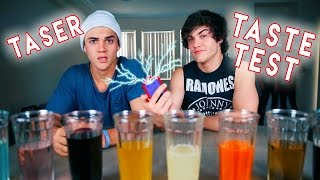 Download TASER taste test CHALLENGE Video