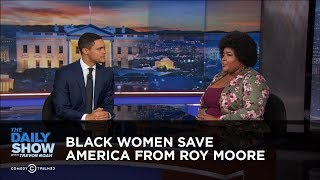 Download Black Women Save America from Roy Moore: The Daily Show Video