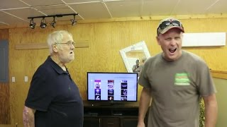 Download PSYCHO DAD VS ANGRY GRANDPA WITH INTENSE MUSIC! Video