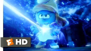 Download Smurfs: The Lost Village (2017) - The Power of Smurfette Scene (8/10) | Movieclips Video