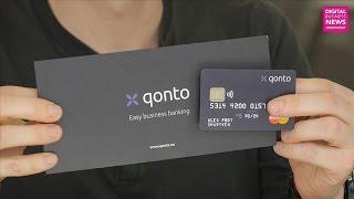 Download Qonto, la néo-banque par des entrepreneurs pour des entrepreneurs Video
