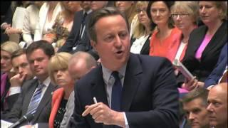 Download David Cameron's last PMQs: 13 July 2016 Video