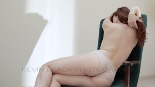 Download Beautiful Nude Woman as Art - by Kevin Black and Vaunt model Video