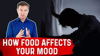 Download How Food Affects Your Mood / Improve Anxiety, Depression & ADD Video