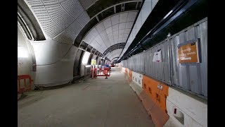 Download Crossrail stations: Delivering your new Tottenham Court Road station Video