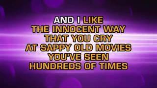 Download John Michael Montgomery I Love The Way You Love Me Karaoke Video