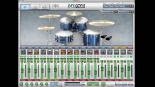 Download FXpansion BFD Eco Demo Video