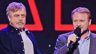 Download Star Wars at Disney D23 Expo with Rian Johnson and Mark Hamill (2017) Video