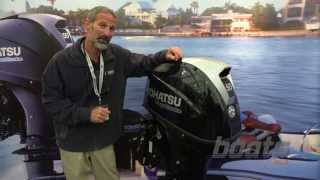 Download Tohatsu Shows off New 250 and 50HP Outboards Video