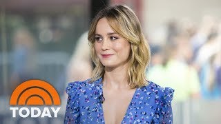 Download Brie Larson: 'The Glass Castle' Is A Story Of Human Resilience | TODAY Video