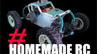 Download Homemade RC - Carrinho controle remoto caseiro. Video