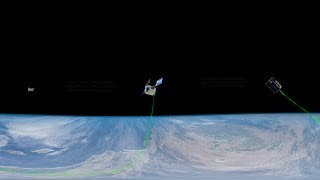 Download Testing Small Spacecraft Communications Technology (360° Animation) Video