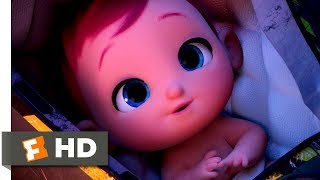Download Storks (2016) - Putting The Baby To Sleep Scene (6/10) | Movieclips Video