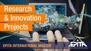 Download Research & Innovation projects - International Masters Video